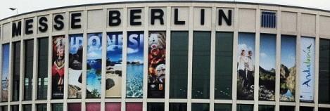 ITB Berlin Eingang Messe Süd